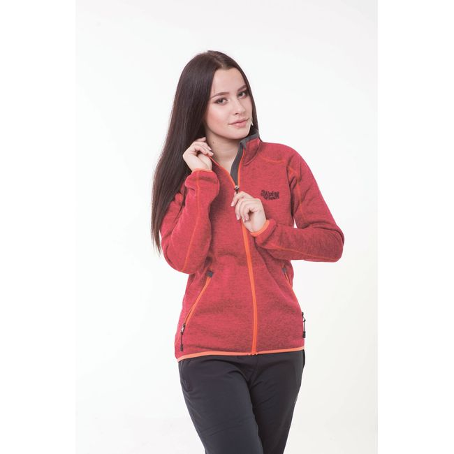LADIES' FLEECE JACKET SANTA MONICA ACFJ-170256-001
