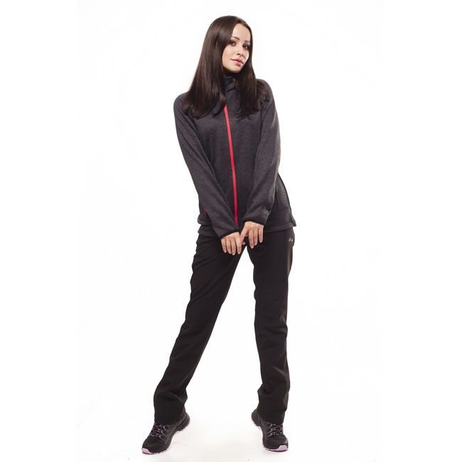 LADIES' FLEECE JACKET KATHERINE  ACFJ-170258-002