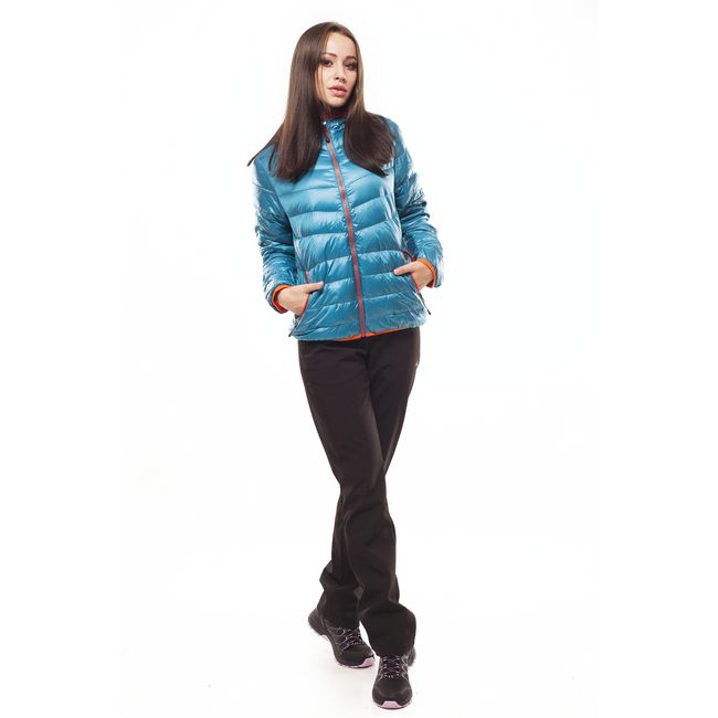 LADIES'  LIGHT DOWN JACKET  ACLDJ-150439-001