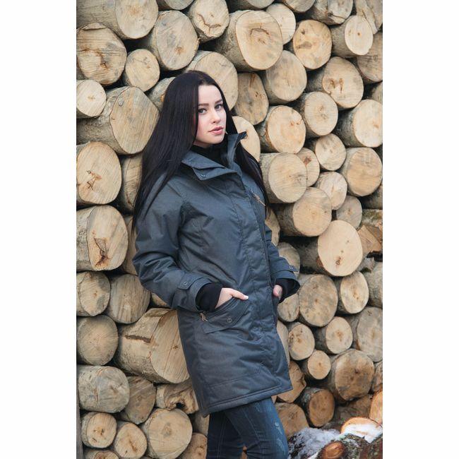 Ladies'  Parka  Jacket ACPJ-160212-001