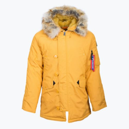 MEN'S PARKA JACKET ASHTON  ACPJ-170206-002