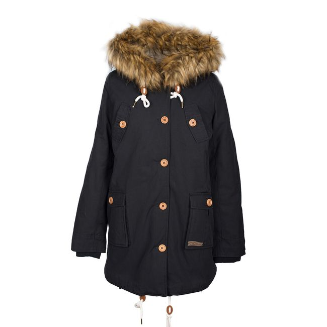 LADIES' PARKA JACKET SALMA  ACPJ-170213-002