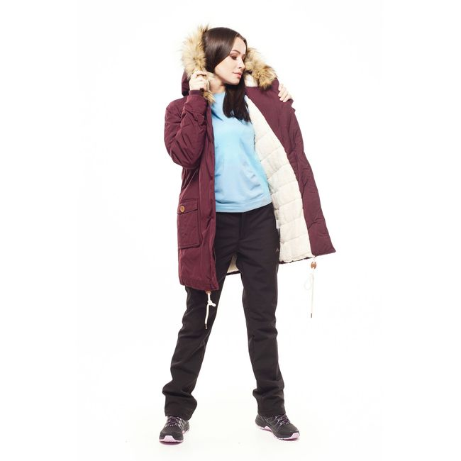 LADIES' PARKA JACKET SALMA  ACPJ-170213-004