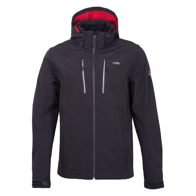 MEN'S SOFTSHELL JACKET ROB  ACSHJ-180521-002